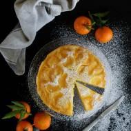 Ciasto mandarynkowe