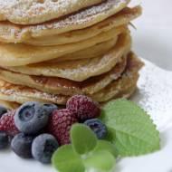Pancakes - na maślance