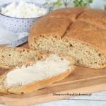 domowy chlebek irlandzki pełnoziarnisty