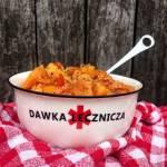 Gulasz z indyka z warzywami, prosty i pyszny przepis na obiad