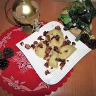 Pierogi z kapustą i grzybami na święta