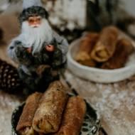 Mini krokieciki z serem i ziemniakami ( z farszem ruskim )
