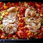 Ossobucco alla milanese - gicz cielęca duszona w warzywach