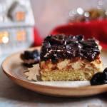 Ciasto pijana śliwka | Zdrowsza wersja! |