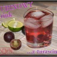 Drink Vodka Cranberry (z wódką)