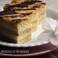 Sernik smażony ze Słomianej – kuchnia podkarpacka