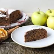 Świąteczne ciasto jabłkowe
