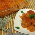 Kotlety mielone z ryżem w sosie pomidorowym – bez smażenia