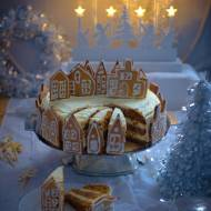 Ciasto Bożonarodzeniowe, piernikowo - marchewkowe