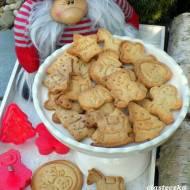 korzenne ciasteczka ze stempelkami