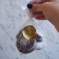 Delikatne ciasteczka kakaowo-orzechowe dla gości i na święta