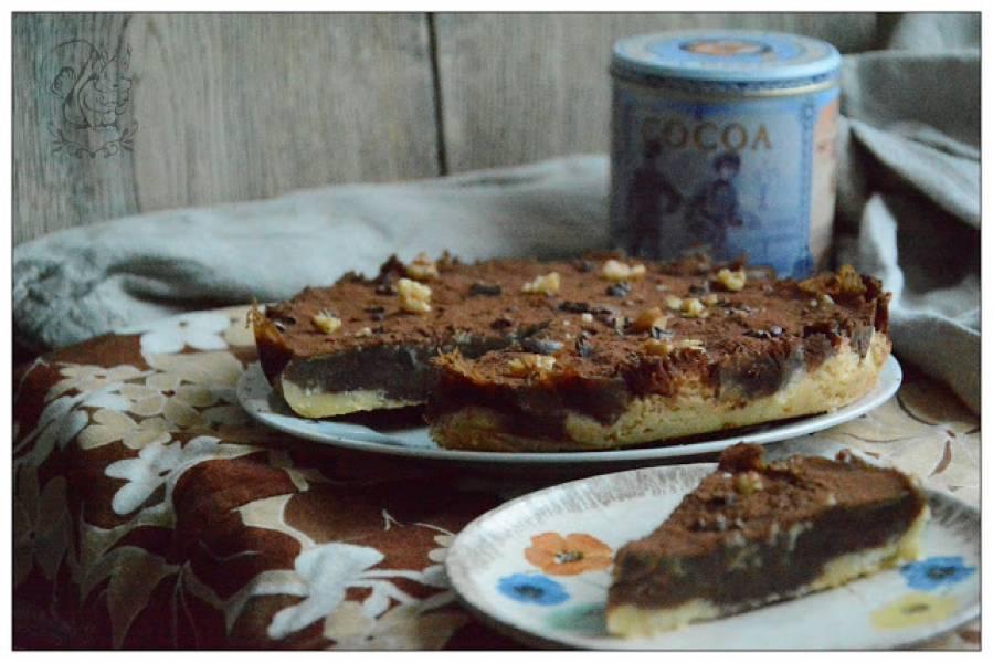 Tarta maslana, czekoladowo-karmelowa czyli Slodki Czwartek odc. 164