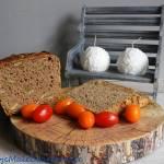 Orkiszowy chleb z dynią