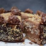 Przepis #192 Tort Ferrero Rocher - bez mąki