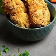 Pałki kurczaka z piekarnika