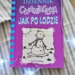 Dziennik Cwaniaczka jak po lodzie - recenzja książki.