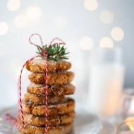 Przepyszne świąteczne ciastka (paleo, bez glutenu)
