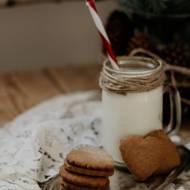 Ciasteczka imbirowe ( dla Świętego Mikołaja )