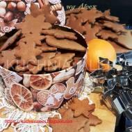 Pierniczki bożonarodzeniowe II wg Aleex