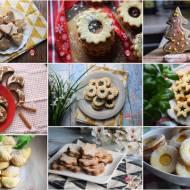 Ciasteczka na święta - 30 przepisów