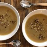 Czwartek: Włoska zupa krem z kapusty i parmezan