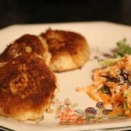 Klopsy z kalafiora i ziemniaków
