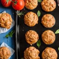 Muffiny warzywne