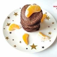 Placuszki kakaowo-piernikowe