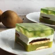 Ciasto Shrek bez pieczenia