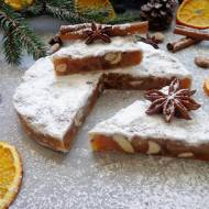 Panforte - świąteczne ciasto z Sieny