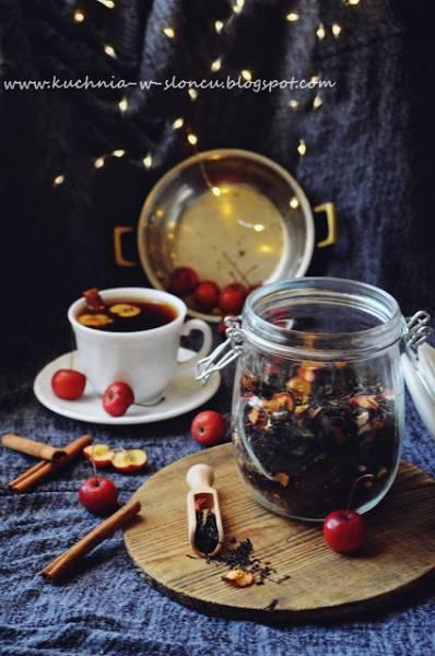 Domowa herbata Rajska Szarlotka