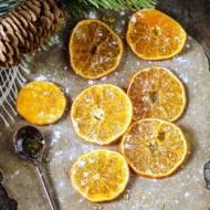 Kandyzowane pomarańcze