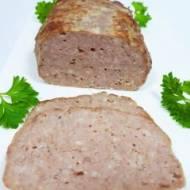 KLOPS PIECZONY (PIECZEŃ RZYMSKA) (keto, LCHF, paleo, bez glutenu i laktozy)