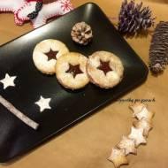 Świąteczne ciasteczka maślano-kokosowe
