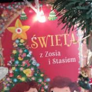 """""""Święta z Zosią i Stasiem"""" Zielona Sowa"""