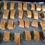 Paszteciki (nie tylko) wigilijne z kapustą i pieczarkami