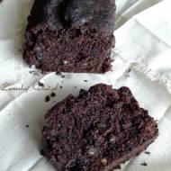Keks czekoladowo-bananowy