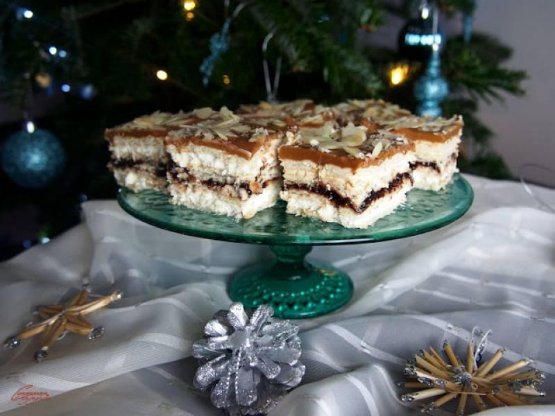 Błyskawiczne ciasto świątczne