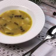 Zupa grzybowa z Krzemiennej – kuchnia podkarpacka