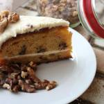 Ciasto dyniowe z mascarpone