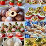 Przekąski i słodkości na Sylwestra i Karnawał