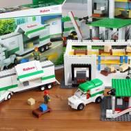 Klocki blocki RABEN - seria wprowadzająca dziecko w świat logistyki - recenzja