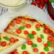 Proste ciasto na pizzę