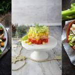Sałatkowe menu na Sylwestra i Nowy Rok
