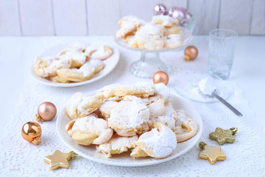 Weselne ciastka z Węgier