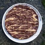 Ciasto z batatów (bez mąki) na 9 rocznicę bloga