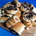 Paszteciki i hot-dogi chlebowe