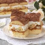 Ciasto ,,Puszek '' siostry Anastazji.