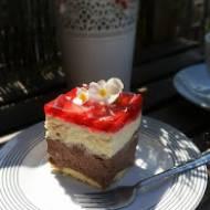 Ciasto Melba ( bez pieczenia z alkoholem )