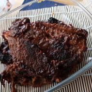 Karkówka w sosie barbecue